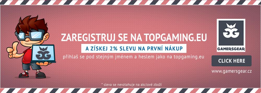 Spolupráca s TopGaming.eu