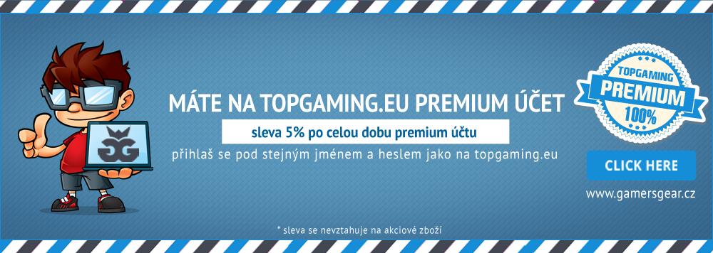 TopGaming.eu PREMIUM účty