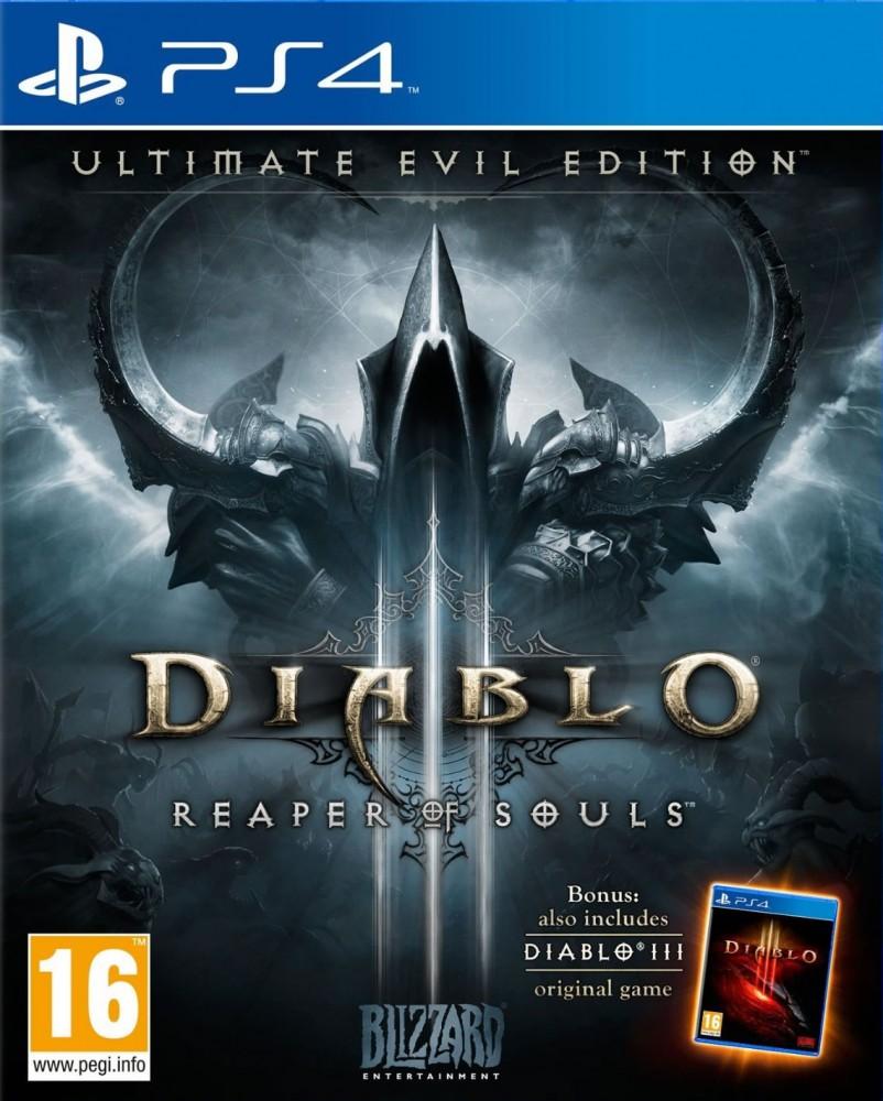 Diablo III - Ultimate Evil Edition [PS4]