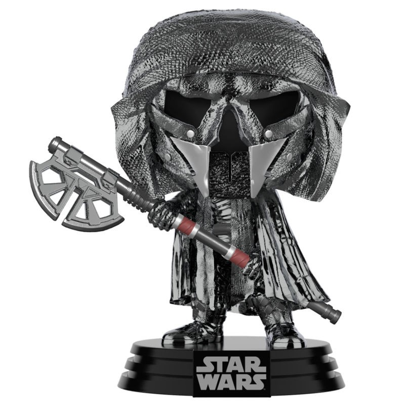 Funko POP! Star Wars Rise of Skywalker Knight of Ren Axe