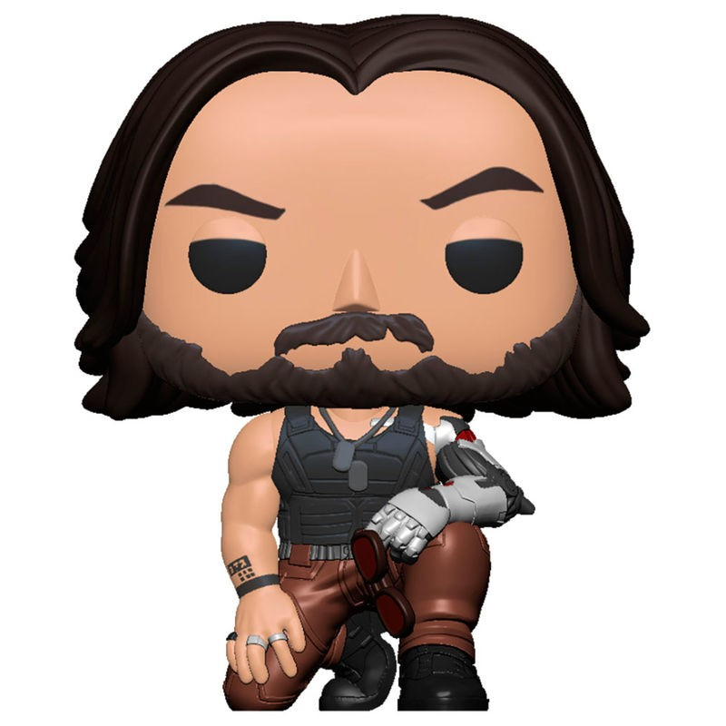 Funko POP! Cyberpunk 2077 Johnny Silverhand