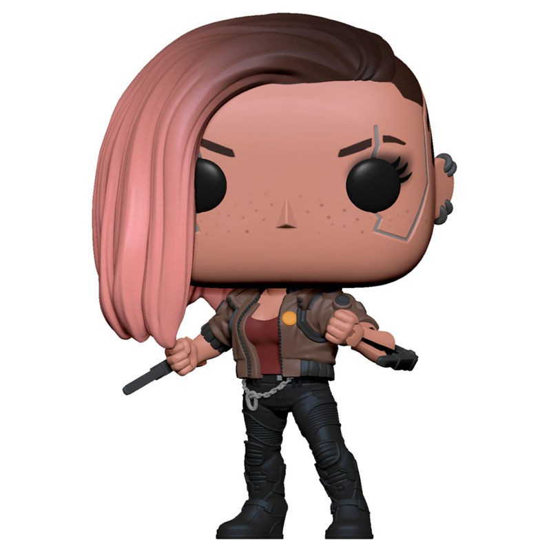 Funko POP! Cyberpunk 2077 V-Female