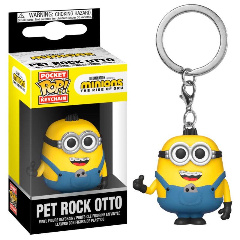 Klíčenka-Minions 2 Pet Rock Otto