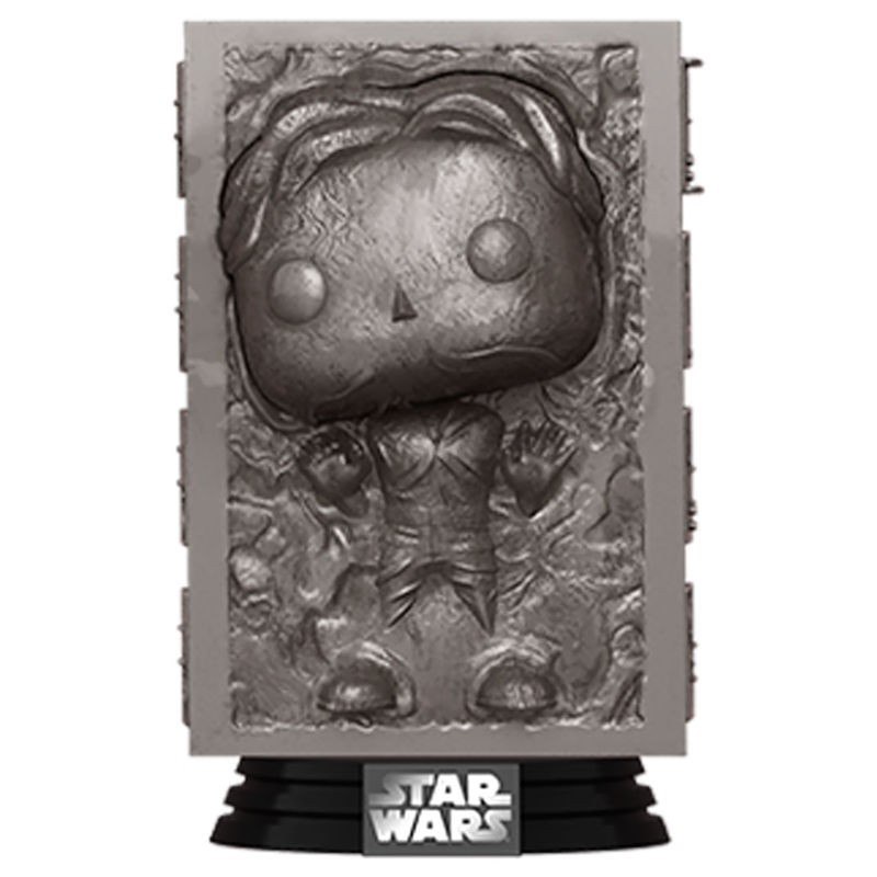 Funko POP! Star Wars Han in Carbonite