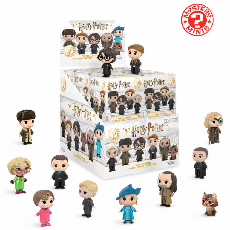 Funko POP! Assorted Mystery Minis figure Harry Potter