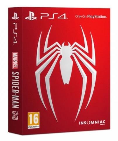 Marvel's Spider-Man (Special Edition)