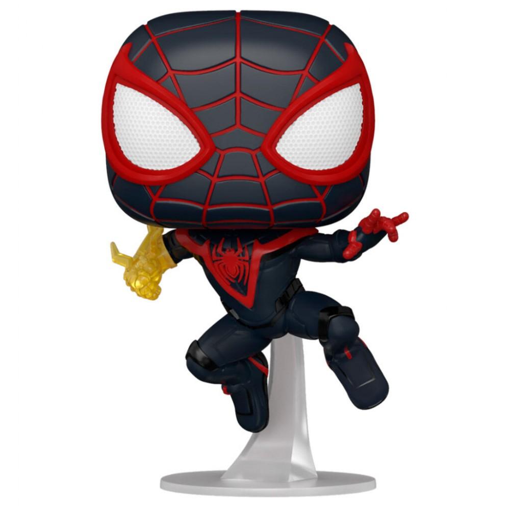 Funko POP! Spiderman Miles Morales - Miles Morales Classic Suit