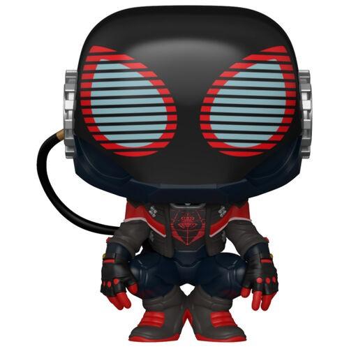 Funko POP! Marvel Spiderman Miles Morales 2020 Suit