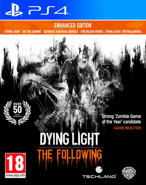 Dying Light Enhanced Edition [PS4]