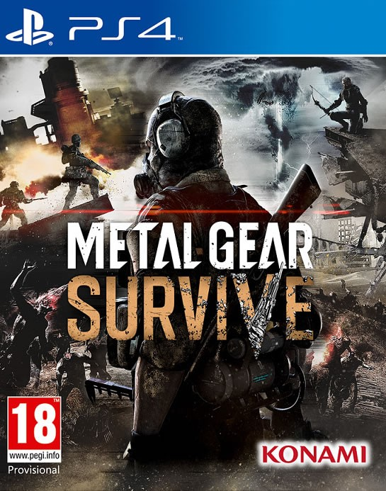 Metal Gear Survive [PS4]