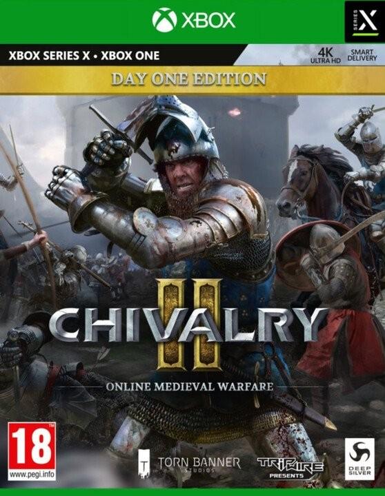 Chivalry 2 XBOX SERIES X / XBOX ONE