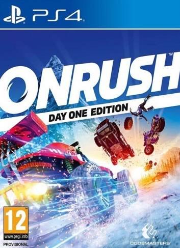 Onrush D1 Edition [PS4]