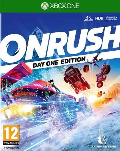 Onrush D1 Edition [Xbox One]