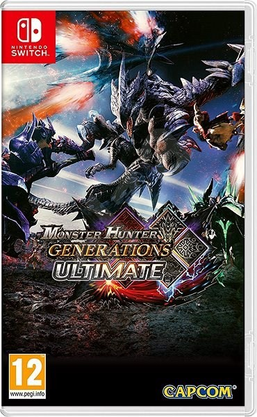 Monster Hunter Generations Ultimate [SWITCH]