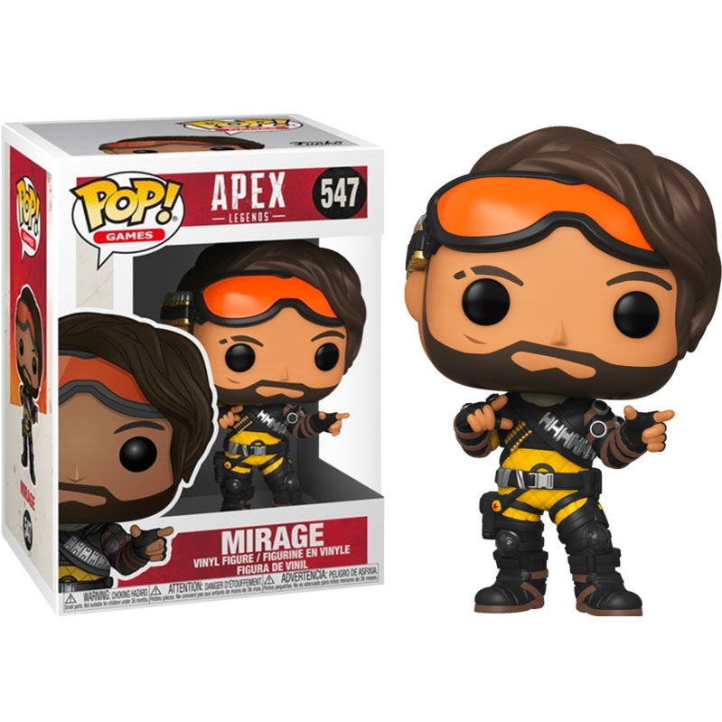 Funko POP! Apex Legends Mirage