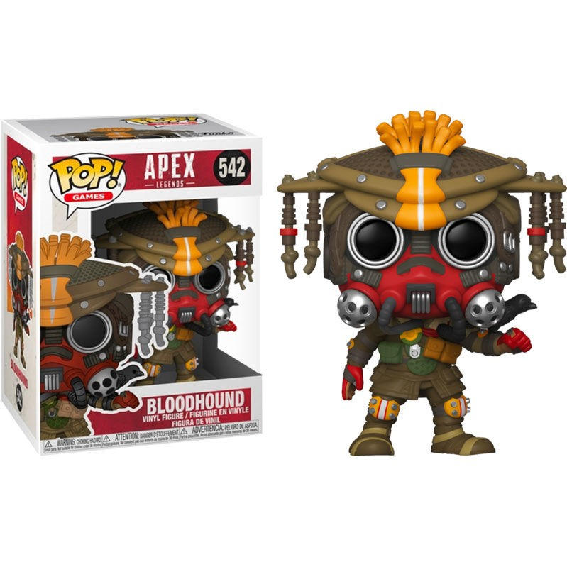 Funko POP! Apex Legends Bloodhound