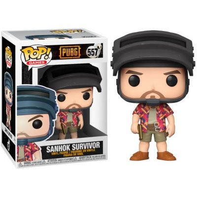 Funko Pop! Games Pubg Sanhok Survivor