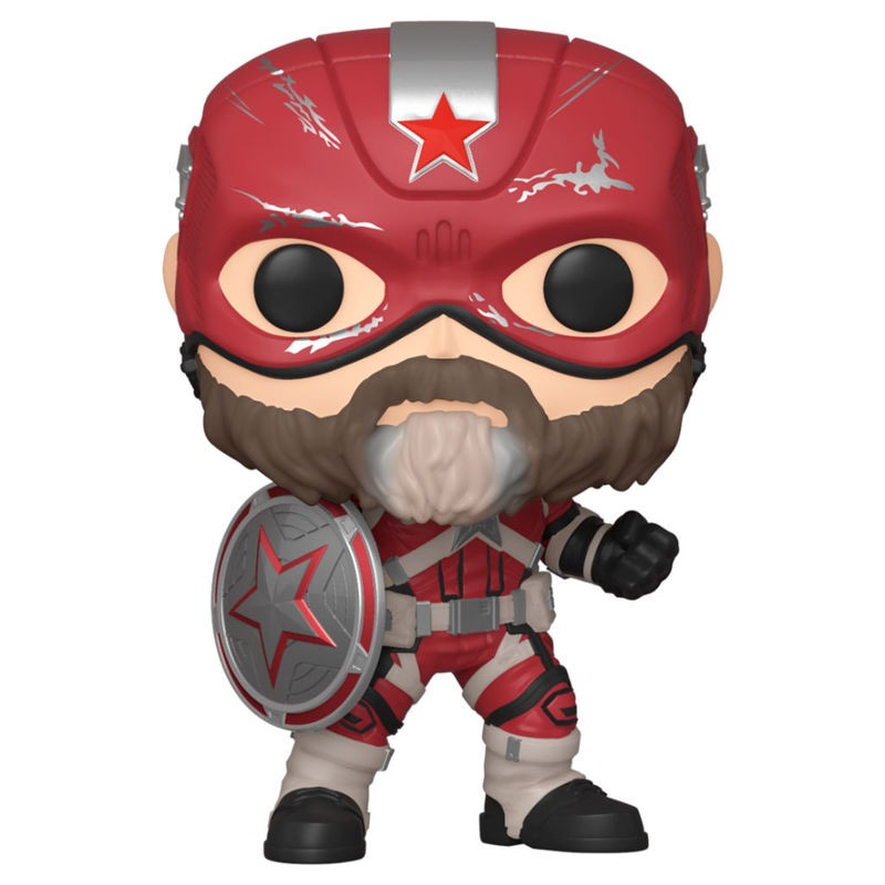 Funko POP! Black Widow Red Guardian