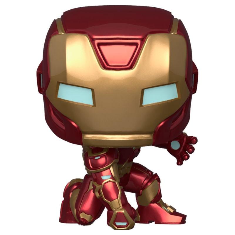 Funko POP! Marvel Avengers Game Iron Man Stark Tech Suit