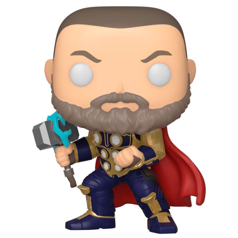 Funko POP! Marvel Avengers Game Thor Stark Tech Suit