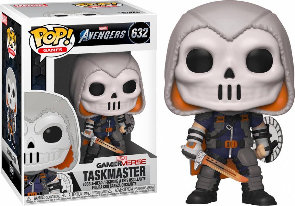 Funko POP! Marvel Avengers Game Taskmaster