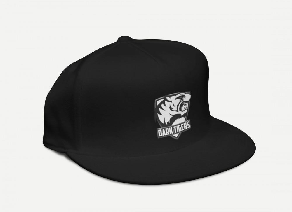Šiltovka Snapback Dark Tigers