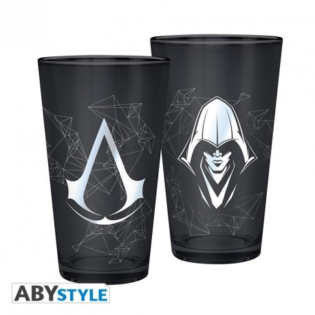 ASSASSINS CREED - Sklenice - 400ml - Assassin