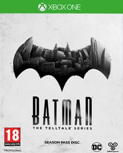 Batman: The Telltale Series [Xbox One]