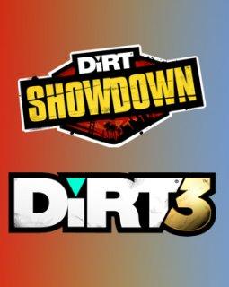 Dirt 3 + DiRT Showdown