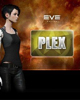 EVE Online 1 PLEX