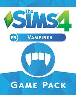 The Sims 4 Upíři