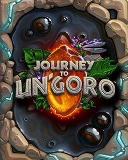 15x Hearthstone Journey to Un`Goro