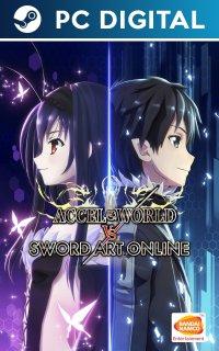 Accel World VS Sword Art Online Deluxe Edition