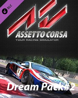 Assetto Corsa Dream Pack 2