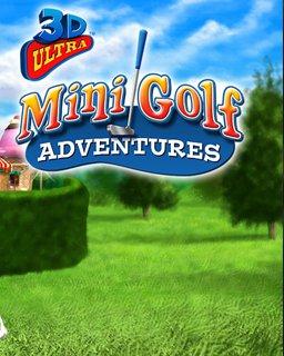 3D Ultra Mini Golf Adventures