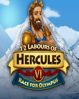 12 Labours of Hercules VI Race for Olympus