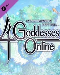 Cyberdimension Neptunia 4 Goddesses Online Deluxe Pack