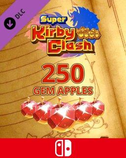 250 Gem Apples dla Super Kirby Clash